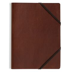 LGNDR Document Folder HYDE Chestnut